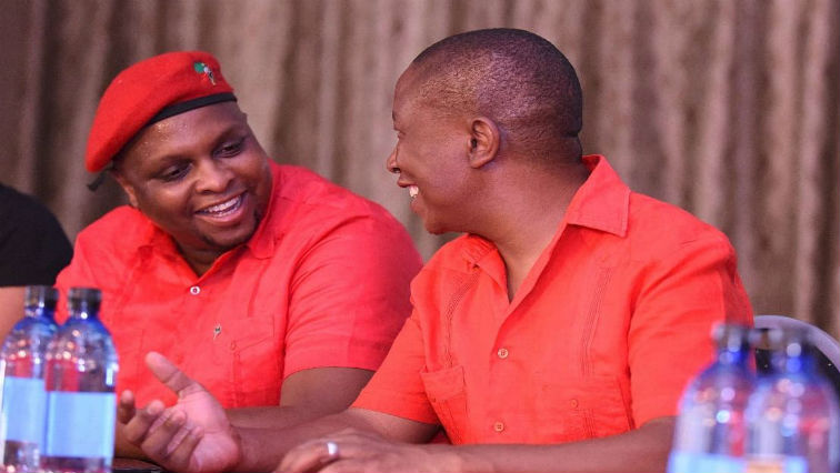There is a plot to assassinate Shivambu: Malema - SABC News - Breaking news, special reports, world, business, sport coverage of all South African current events. Africa's news leader.