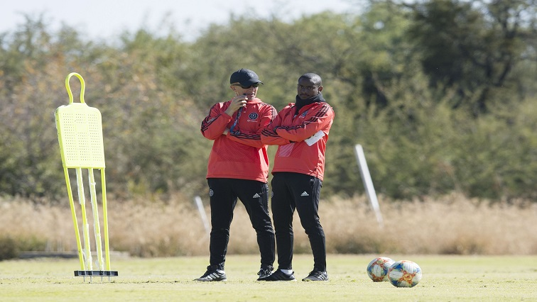 Brilliant Khuzwayo is still part of the team – Micho