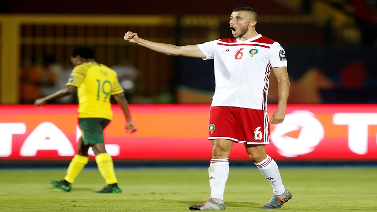 SABC News Morocco R - Boussoufa goal hands Morocco last gasp win over South Africa