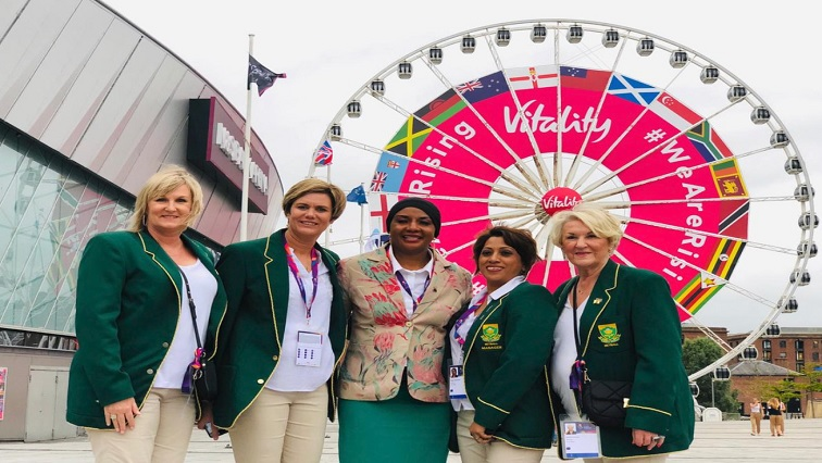 SABC News NetballSA Twitter - Plummer believes SA Netball can compete against world's best