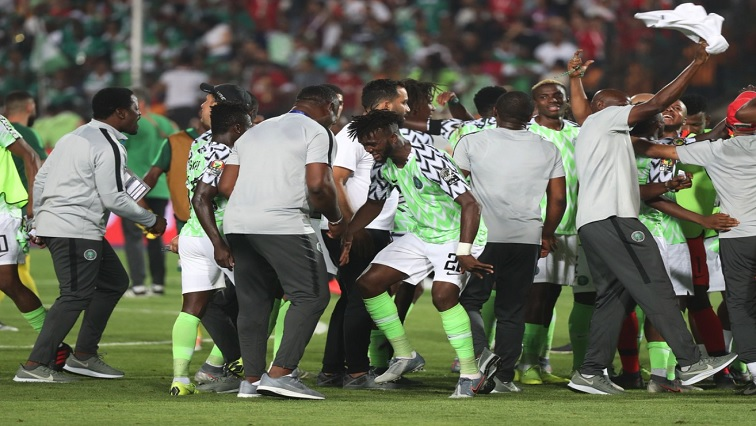 SABC News Nigeria Twitter 1 - Nigeria only Cup of Nations hopefuls with positive semi-finals record