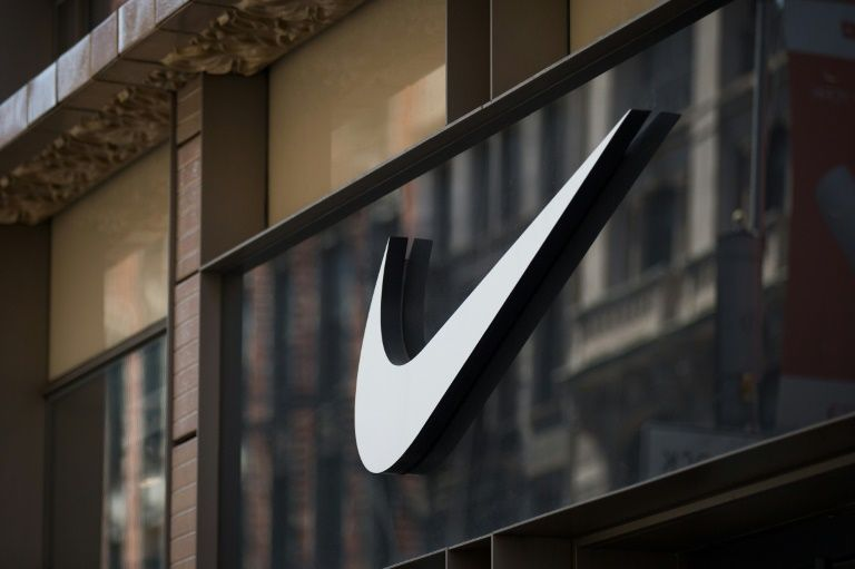 SABC News Nike AFP - Rare Nike 'Moon Shoe' sets new world record for sneakers in auction
