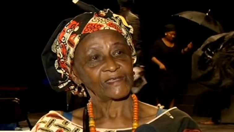 SABC News Nomhle Nkonyeni 1 - Tributes pour in for veteran actress Nomhle Nkonyeni