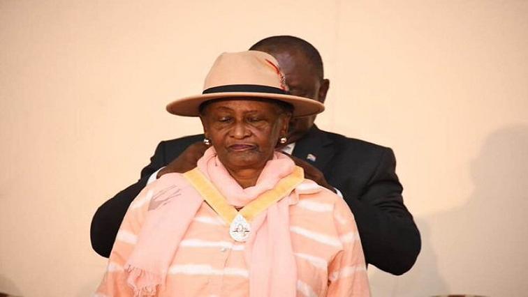 SABC News Nomhle Nkonyeni Twitter @GovernmentZA - Veteran actress Nomhle Nkonyeni to get Special Provincial Funeral