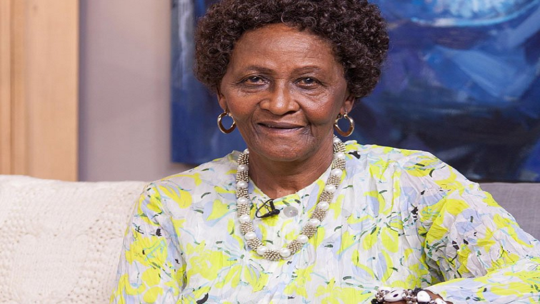 SABC News Nomhle Nkonyeni Twitter @RADIO2000ZA - Veteran actress Nomhle Nkonyeni dies