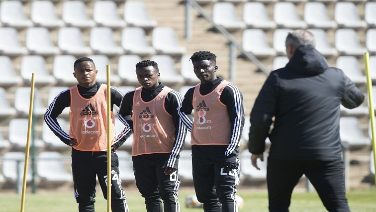 SABC News Pirates Twitter 2 - Nine new signings complete the puzzle for Pirates ahead of Carling Cup