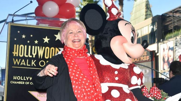 SABC News Russi Taylor AFP - Russi Taylor, voice of Minnie Mouse, dies at 75