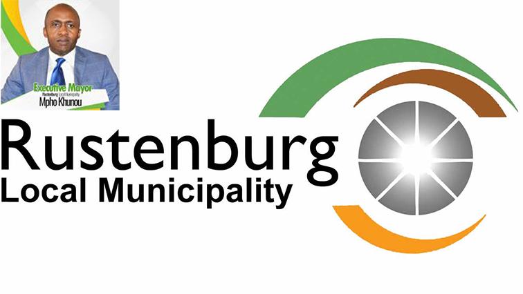 Rustenburg Local municipality,