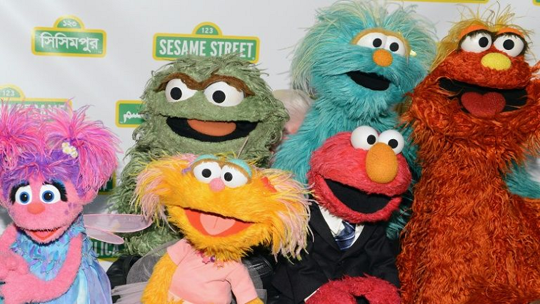 SABC News Sesame Street AFP - 'Sesame Street' and Earth, Wind & Fire among Kennedy Centre honourees