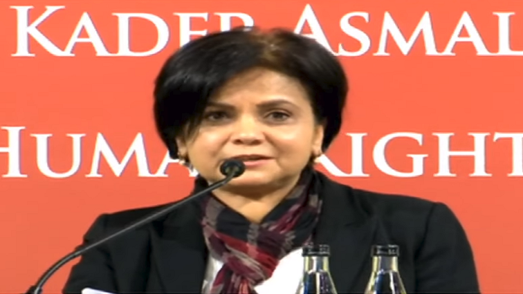 SABC News Shamila Batohi - Batohi urges young people to join the justice system