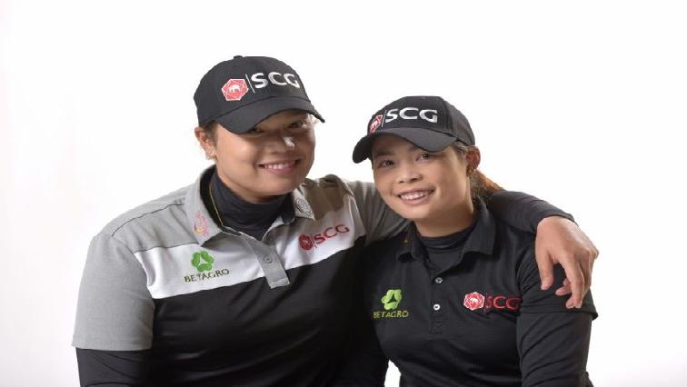 SABC News Sisters Moriya R and Ariya Jutanugarn AFP - Sister acts spice up inaugural LPGA team event