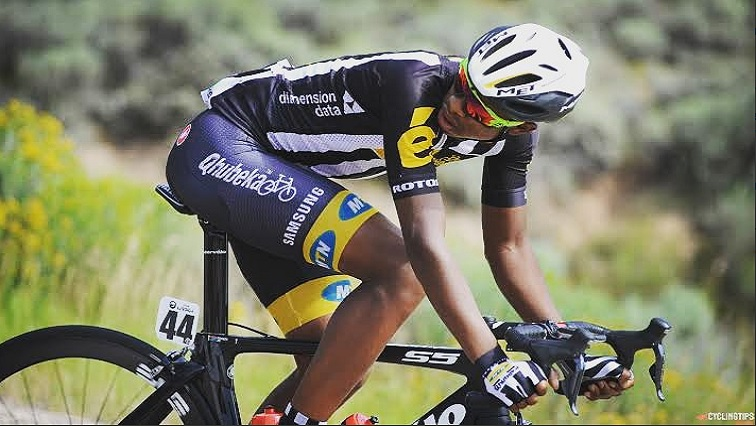 SABC News Songezo Twitter - Cycling Academy adds computer programme to enhance skills