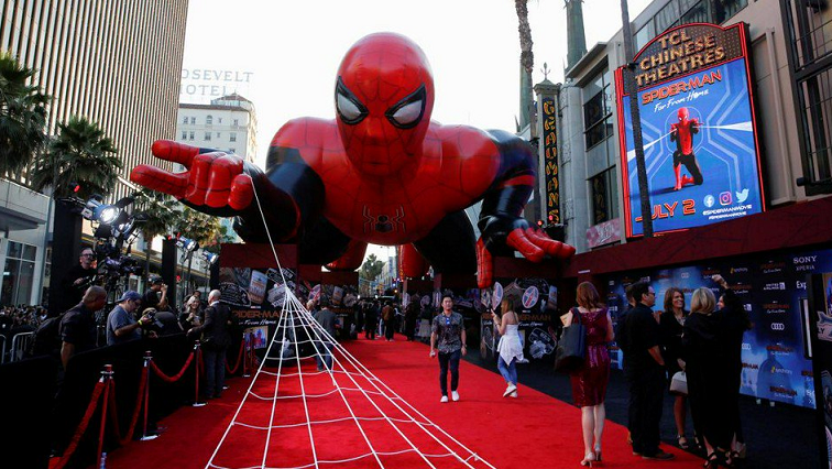 SABC News Spider Man P - 'Spider-Man: Far From Home' Debuts With Heroic $185 M