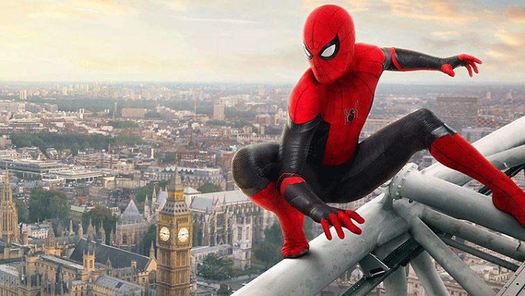 SABC News Spider Man R - 'Spider-Man: Far From Home' crushes 'Crawl' and 'Stuber'