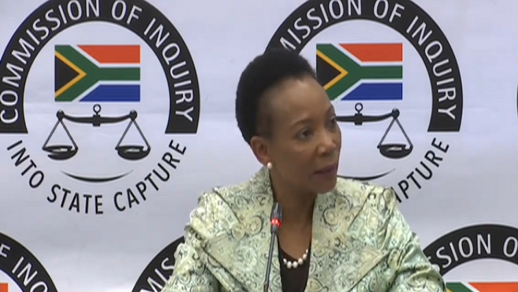 SABC News Thuli Mpshe - Myeni interfered in hiring and firing of staff, SAA