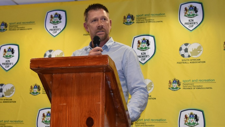 SABC News Tinkler Twitter - Tinkler pleased pre-season preparations for Maritzburg United
