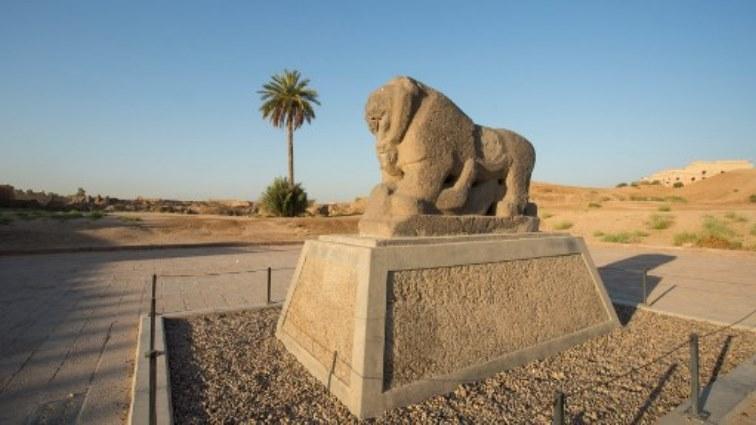 SABC News UNESCO Babylon AFP 1 - Babylon, world wonder and jewel of Iraq's national narrative