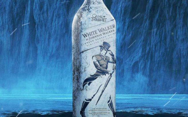 SABC News White AFP - Limited edition White Walker boosts profits for Diageo