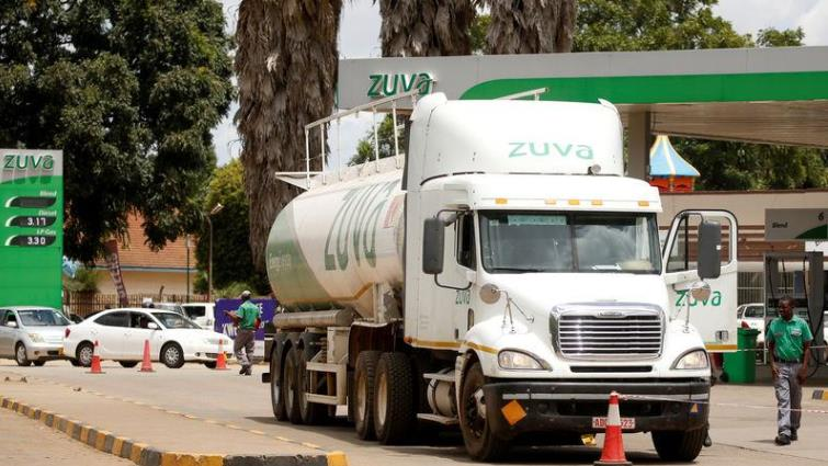 SABC News Zim fuel Reuters - Zimbabwe hikes fuel price again after minister says it's still cheap