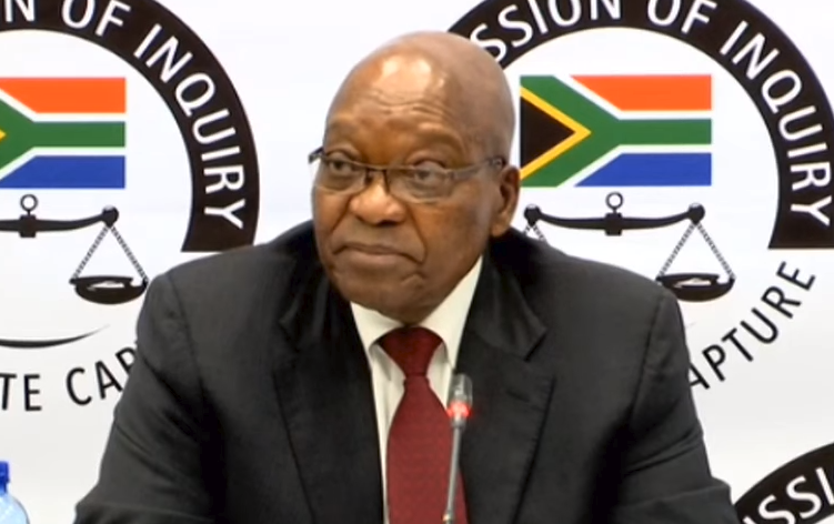 SABC News Zuma 3 - Zondo Commission says no deal to supply Zuma with questions