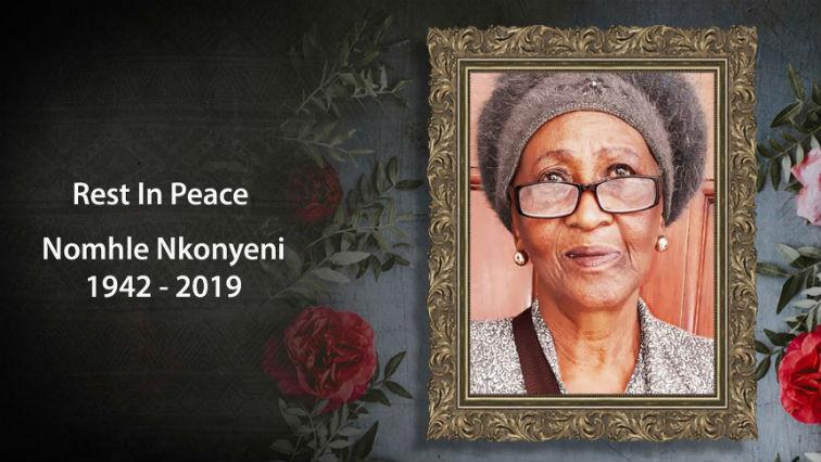 SABC News nomhle nkonyane - Nkonyeni to be laid to rest