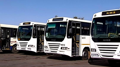 SABC News star bus - 200 extra buses to service communities in Pretoria