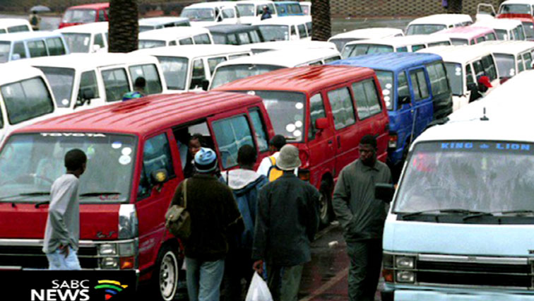 SABC News taxi strike - Vereeniging taxi rank to be completed soon: Mamabolo