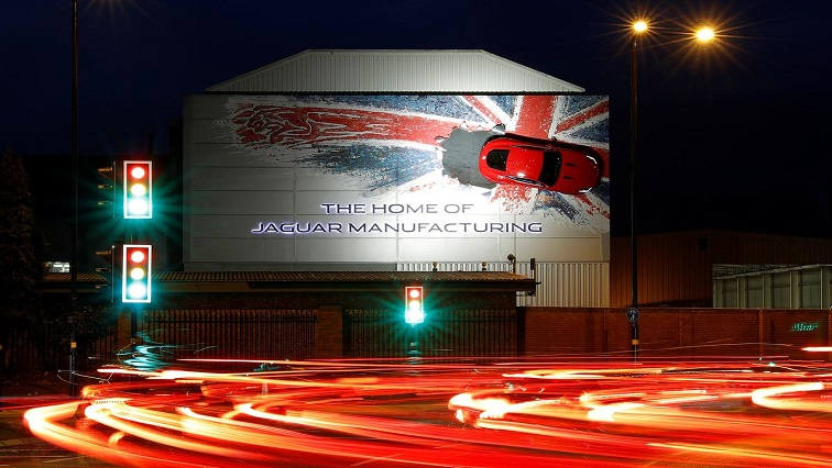 SABC News Jaquar Reuters - Jaguar Land Rover to build electric cars at UK plant
