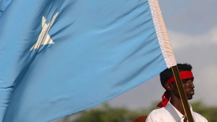 Somali national flag