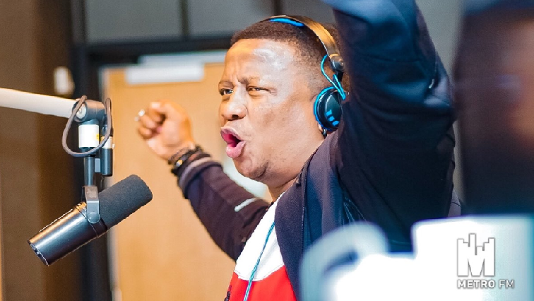 SABC News DJ Fresh Twitter@DJFreshSA - SABC terminates DJ Fresh's contract