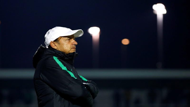 SABC News Gernot Rohr Reuters - Nigeria's Afcon journey not a smooth one