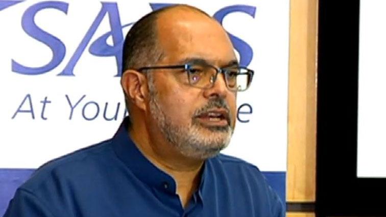 SABC News SARS commissioner Edward Kieswetter - Tax Season open for eFilers