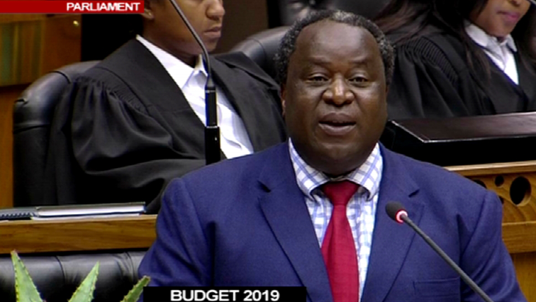 SABC News Tito Mboweni 1 - Special Appropriation Bill to bail out struggling SOE's