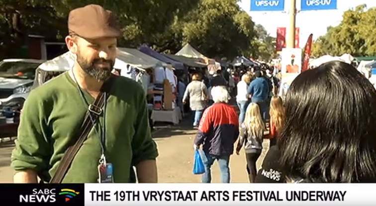 Vrystaat Arts Festival - Vrystaat Arts Festival attracts multicultural crowd