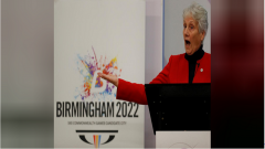 Commonwealth Games chief Louise Martin