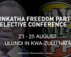 IFP National Conference set to elect new leader