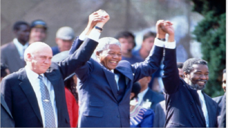 Mandela and his deputies