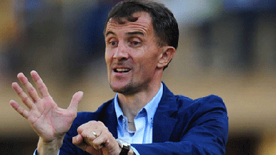 Milutin Micho SredojevicR - Pirates coach resigns