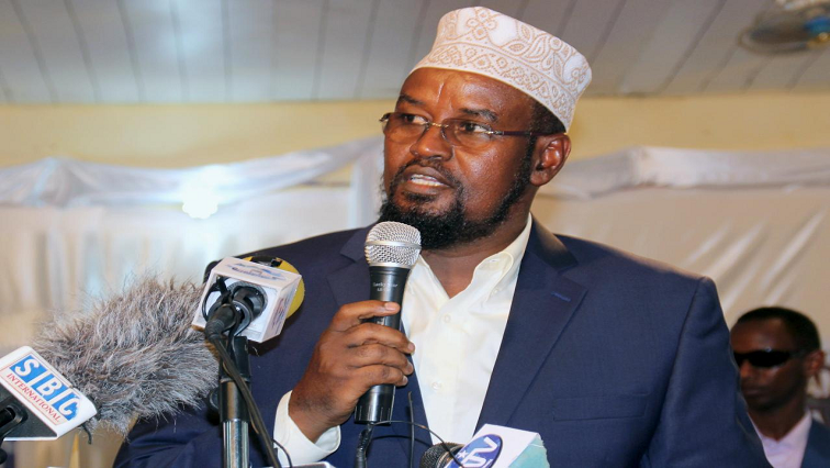 President of Somali state of Jubaland re-elected in divisive vote - SABC News - Breaking news, special reports, world, business, sport coverage of all South African current events. Africa's news leader.