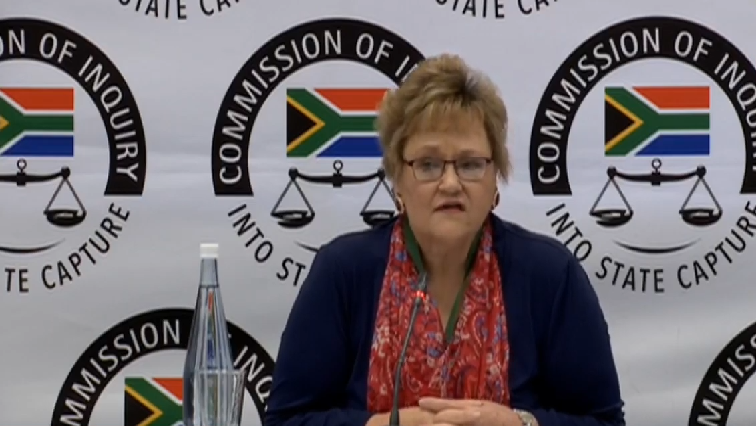 SABC News Anna Fourie - Fourie raised concerns regarding improper procurement processes in Estina project