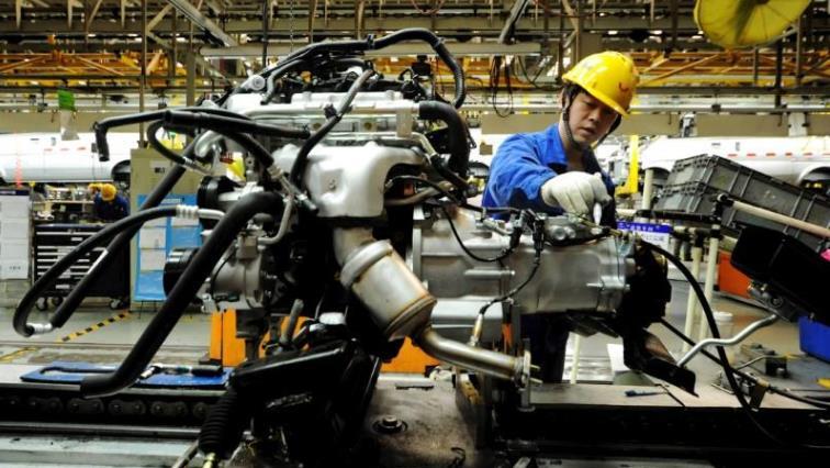 SABC News Asian factories 2 Reuters - Asian factories suffering, more stimulus seen ahead