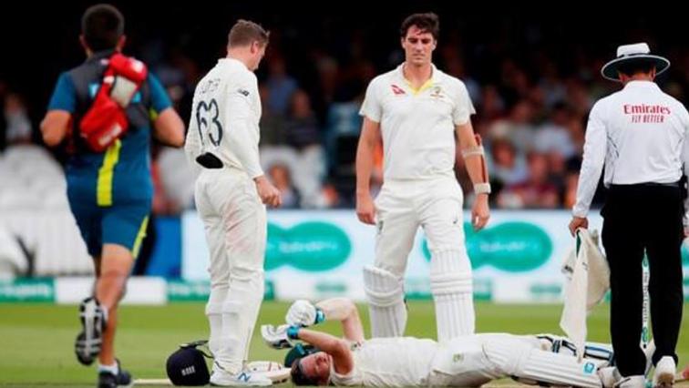 SABC News Australias Steve Smith Reuters - Australia's Smith ruled out of rest of test