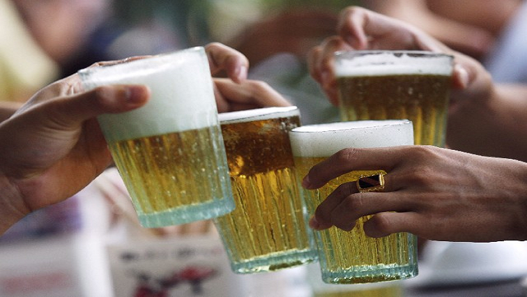 SABC News Beer R - Time's up for 'filthy brunettes' as UK festival bans sexist beer