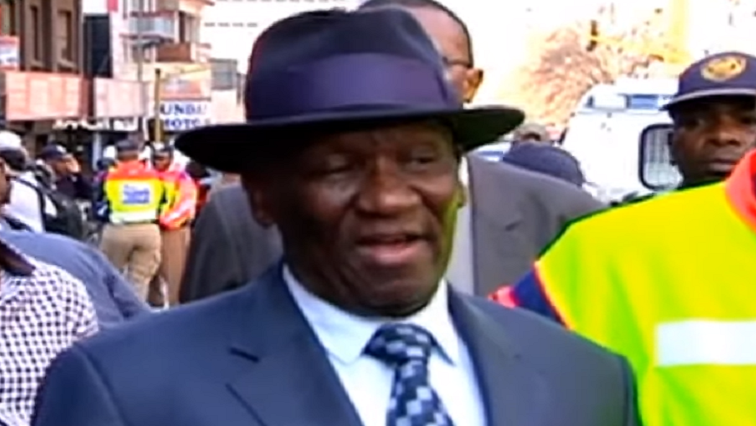 SABC News Bheki Cele - No need to deploy army to Port Elizabeth: Cele