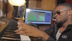 Cameroonian musician Salatiel