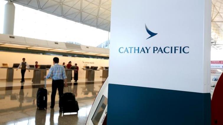 SABC News Cathay Pacific Reuters - Cathay Pacific shares slump after China cracks down on staff protests
