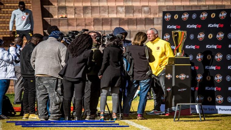 SABC News Chiefs Twitter - Baxter's availability, Middendorp's headache?