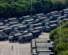 Chinese forces near border, as Hong Kong braces for more protests