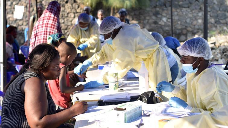 SABC News DRC Ebola Reuters - GSK ends development of Ebola vaccine, hands work to U.S. institute