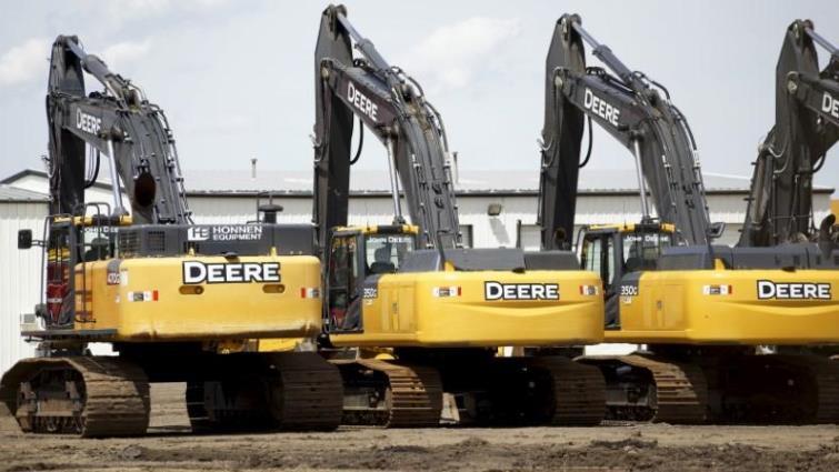 SABC News Deere Co Reuters - Deere trims earnings forecast on trade war woes